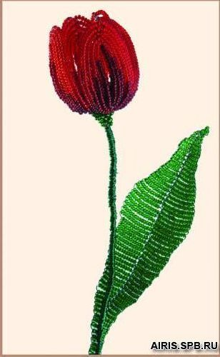 БП-10 Набор для бисероплетения 'Чарiвна Мить' 'Признание в любви', 18*5 см