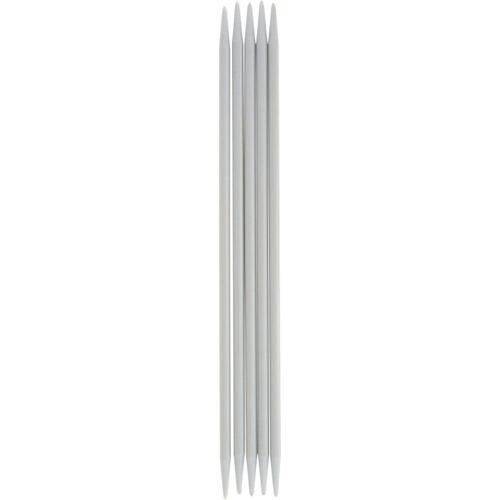 36212 Спицы чулочные 2,00 мм/ 20 см, алюминий, 5 шт PONY
