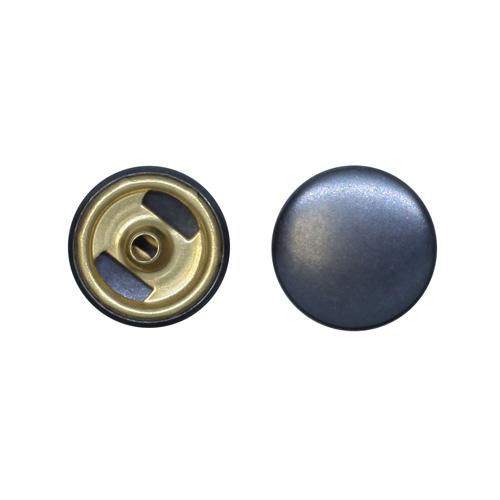 1670 Кнопка 5/15 05 BRASS чер.
