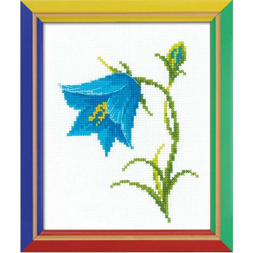 НВ-136 Набор для вышивания Riolis 'Колокольчик', 13*16 см