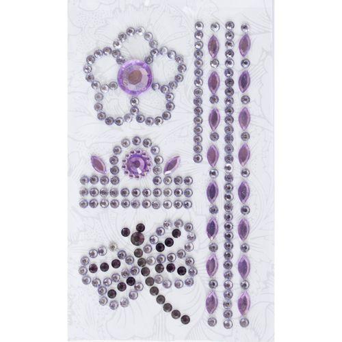 Декоративные наклейки, акрил 4105