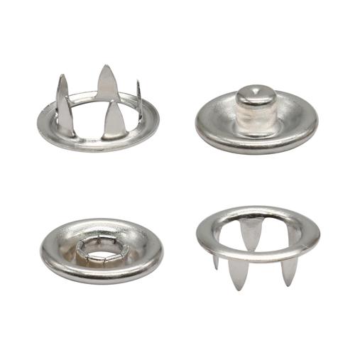 Кнопка трикотажная (кольцо) 9,5мм