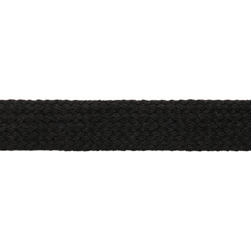 07-4300 Шнур плоский плетеный 15мм *75м х/б