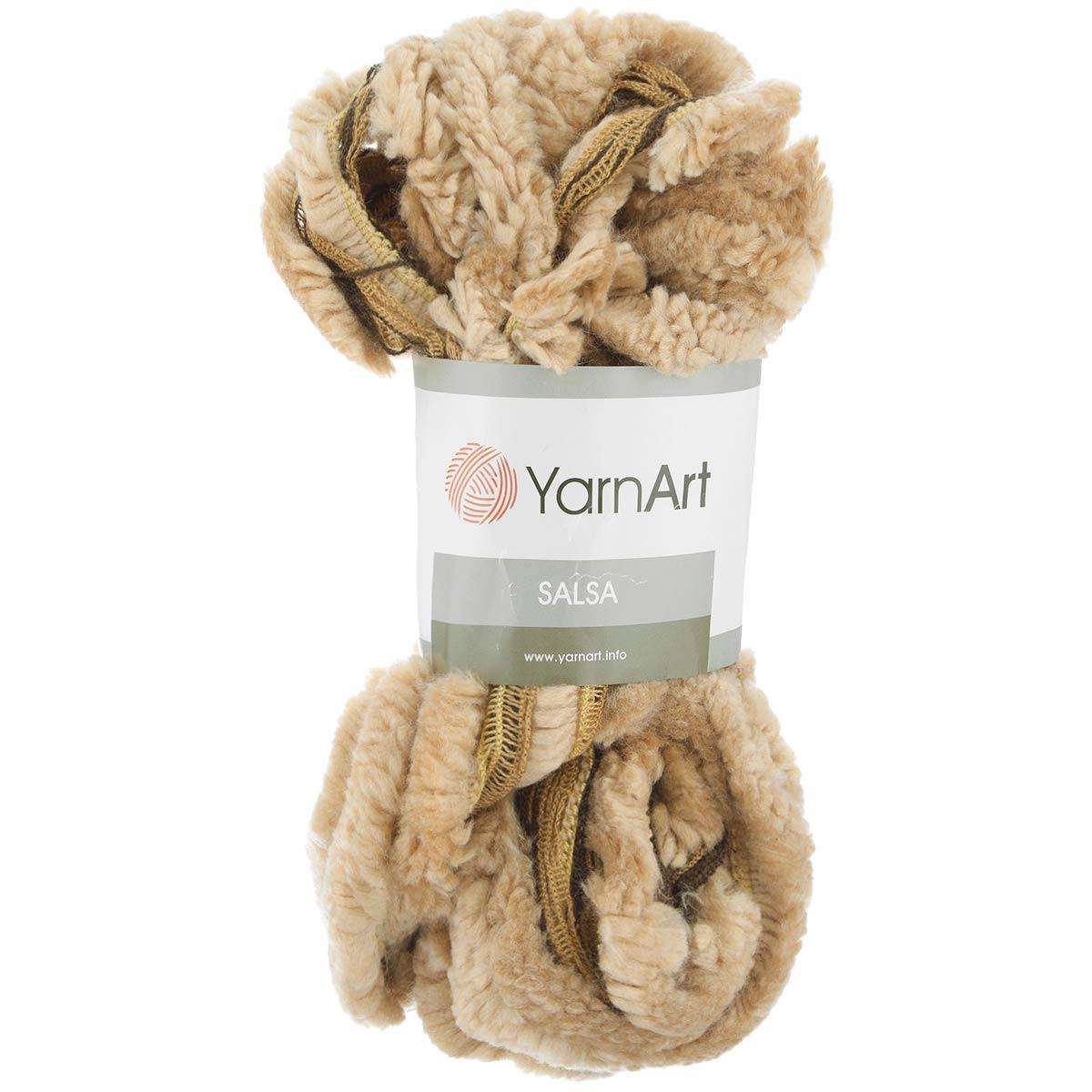 Пряжа Yarn art 'Salsa' 125гр. 7м (100% акрил)
