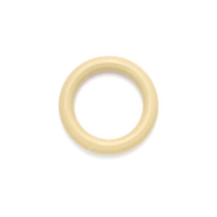 714 Кольцо для карнизов, светло-бежевый, d=55/37 мм, упак./50 шт.