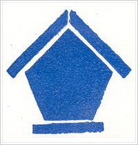 01609-PLD Краска акриловая F.A. металлик наружн. пр., сапфир 59 мл.