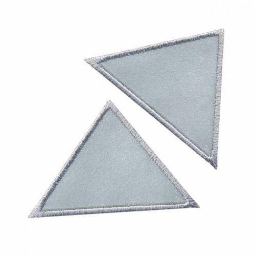 AD1400SV Термоаппликация 'Треугольник', 4*6 см, Hobby&Pro