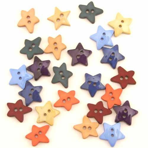 4109, Пуговицы. Звезда Техаса