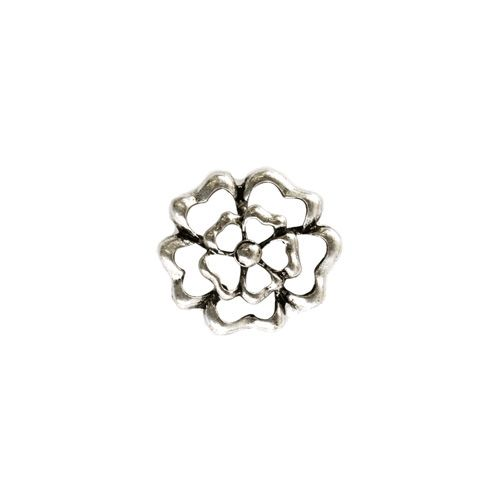 H2047 Декоративный элемент 'Цветок', 23 мм, упак./2 шт., 'Астра'