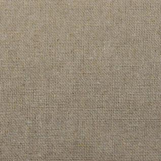 21947 Ткань 'ДЕКОР 1/01' 50*50см (80%лен,20%хлопок), цвет натуральный