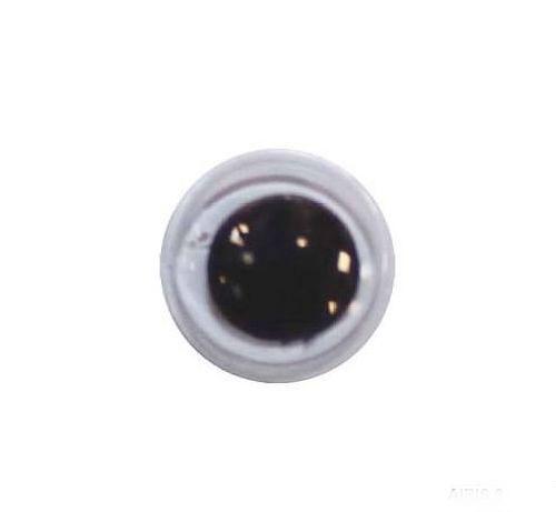 TEY-009 Глаза бегающие 8мм