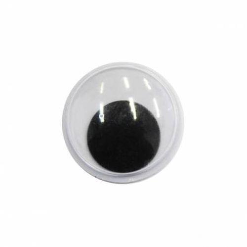 TEY-018 Глаза бегающие 20мм