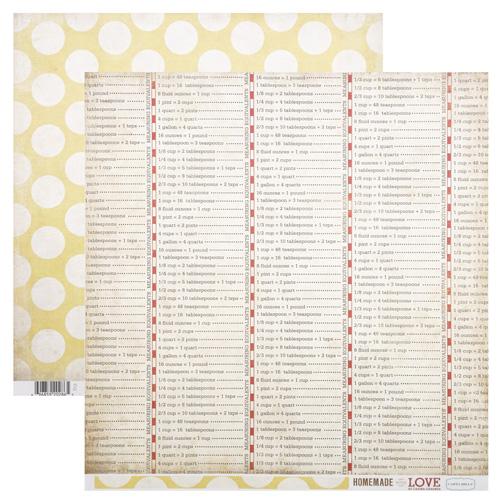 CBHL23010 Бумага 30*30 см Conversion Table