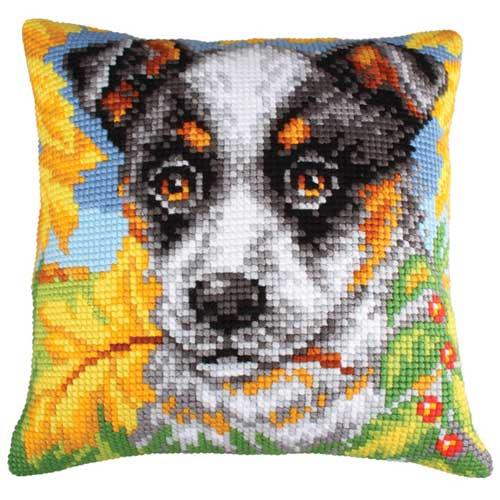 CdA-5211 Collection D'Art Набор для вышивания подушка 40х40 см