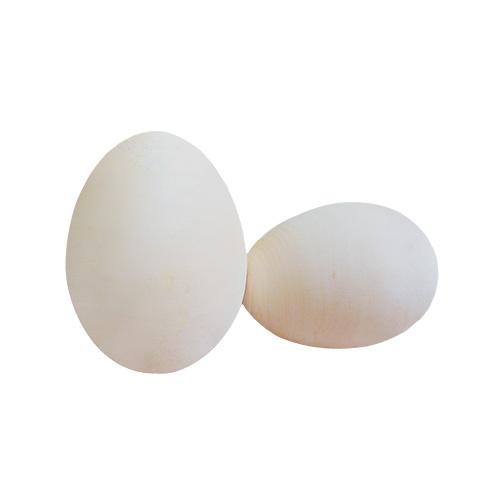 Деревянная заготовка Яйцо h 60*d 45мм