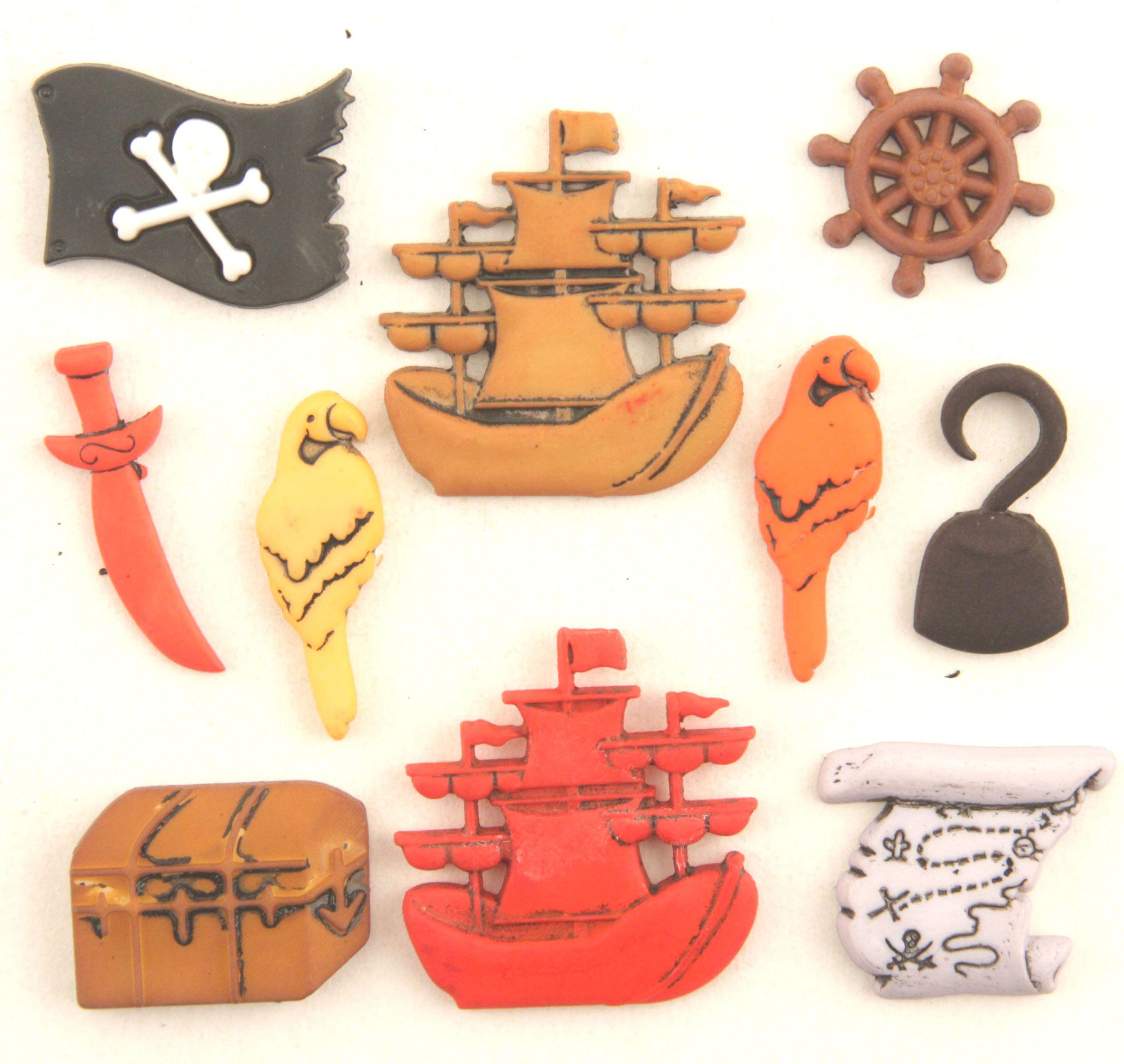 4300, Пуговицы. Пираты