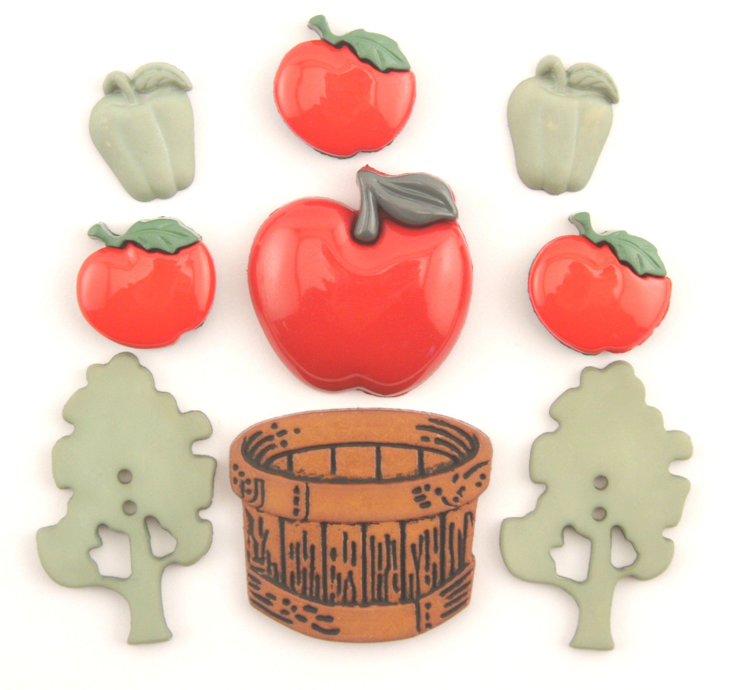 4275, Пуговицы. Яблочный сад