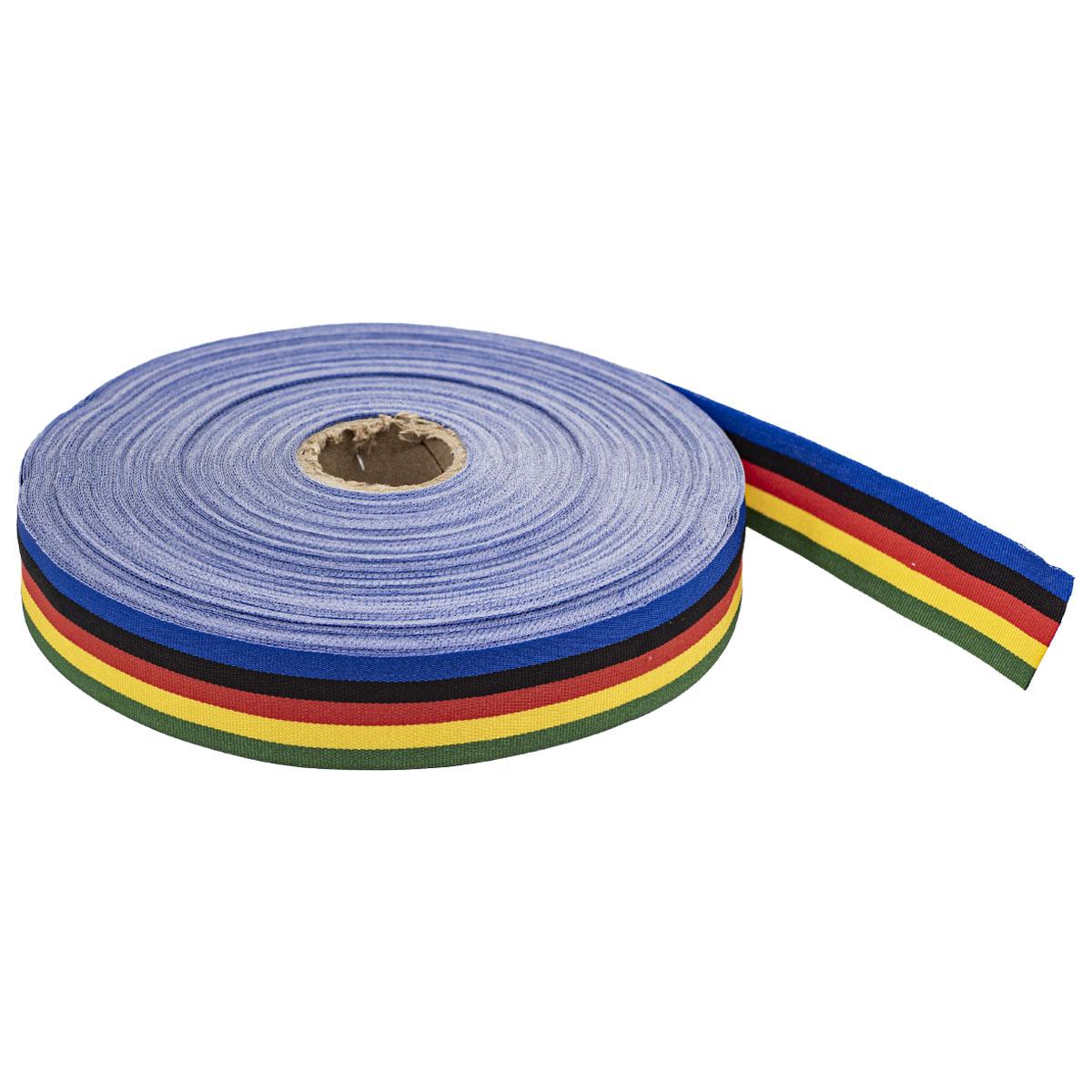 С3727Г17 Лента декоративная 'Олимпийская' рис.7936 25мм*50м