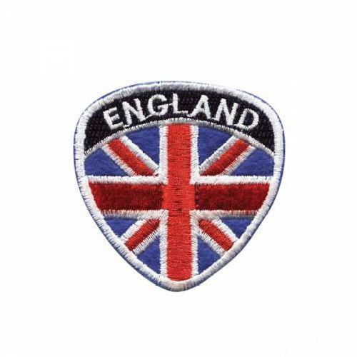 Термоаппликация LM-80376, 'England', 6шт (0411-0126)
