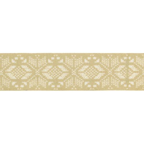 CP1388 Лента декоративная 'Узор' 100% хб, 15мм*25м