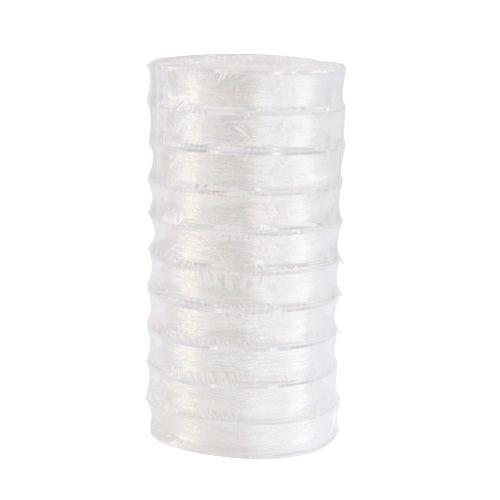 Нить силиконовая для бисера, 0,4 мм*25 м
