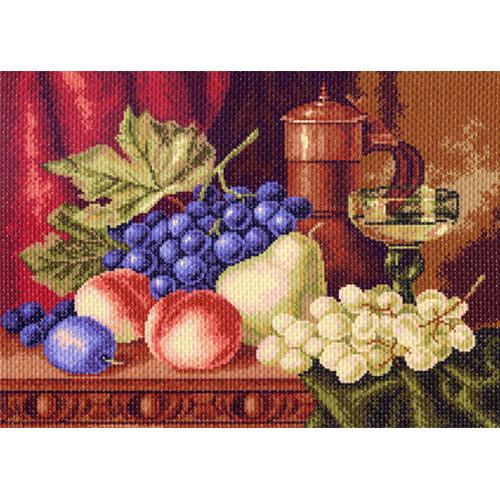 1103 Набор для вышивания 'Матренин Посад' ' Вкус осени', 27*38 см