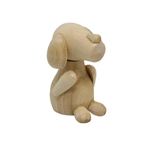 Деревянная заготовка Фигурки животных Собака1