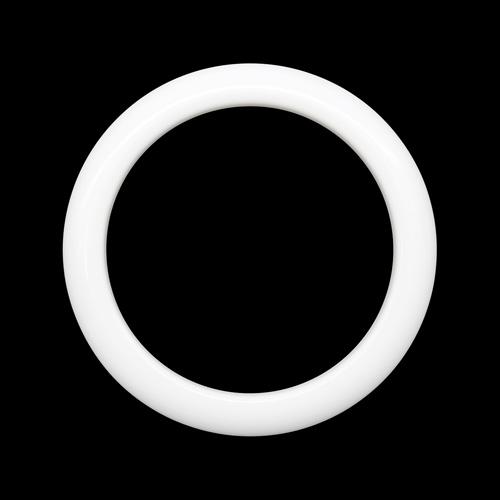 ГЛ672 Кольцо пластик. D=45/59мм, белое