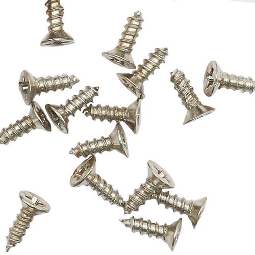 ШКМ5.0.5 Мини шуруп 10 г.6мм, серебро