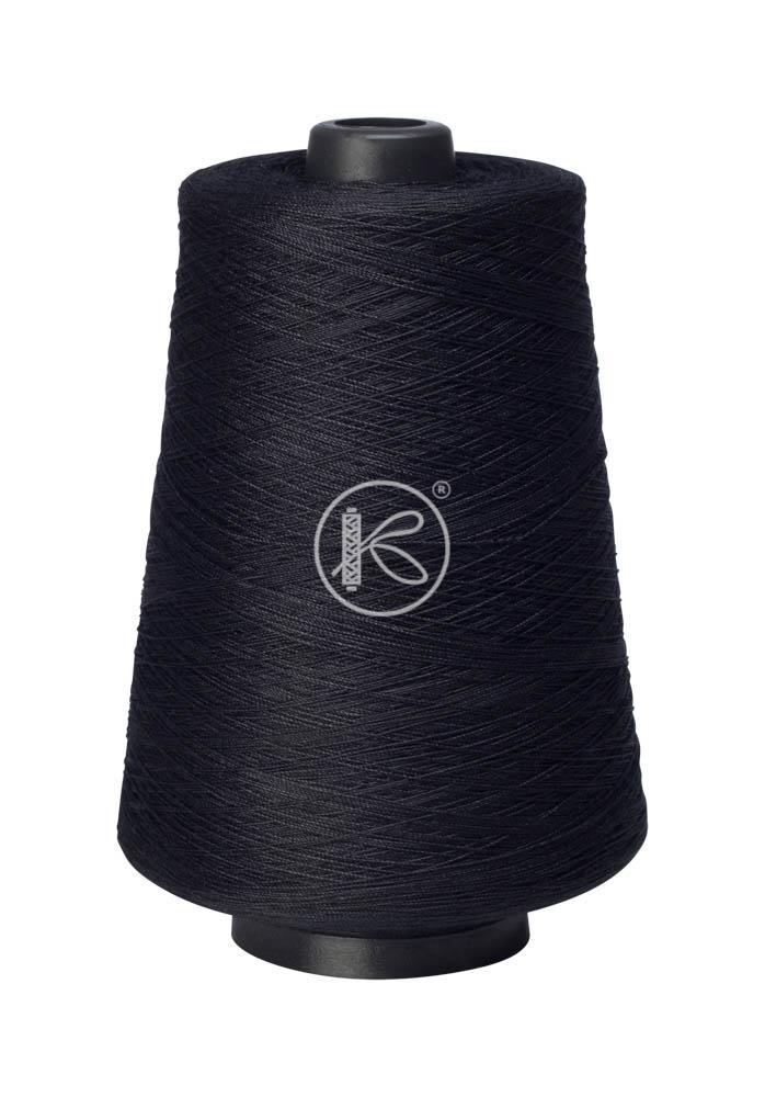 Нитки 100ЛЛ (5000м.) черные