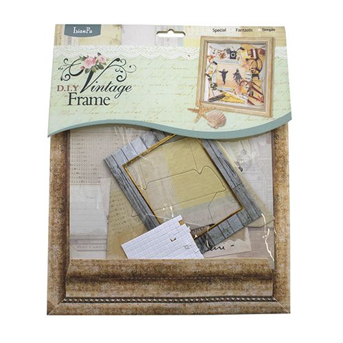 24851 Набор для создания винтажной рамки 'DIY Vintage Frame', LF-AV № 2