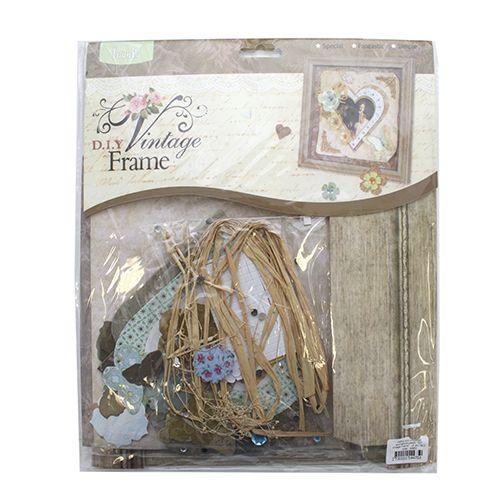 24852 Набор для создания винтажной рамки 'DIY Vintage Frame', LF-AV № 3
