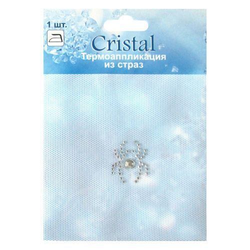 ADS042 Термоаппликация из страз Cristal