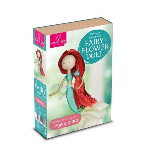 FB606703 Набор для творчества Куколка своими руками 'Русалочка'