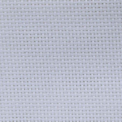 Канва арт.563 (средн.) белая 50*50см