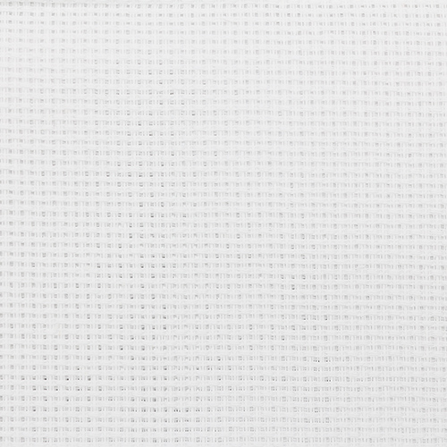 Канва арт.854 (45) (круп.) белая 50*50см