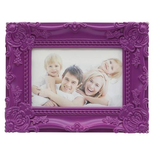 Фоторамка Стиль фиолетовая (для фото 10х15 см) BL011001017