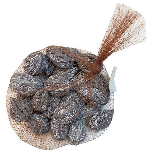 YW225 Декоративные элементы натуральные. Орехи грецкие, окрашенные, 250гр