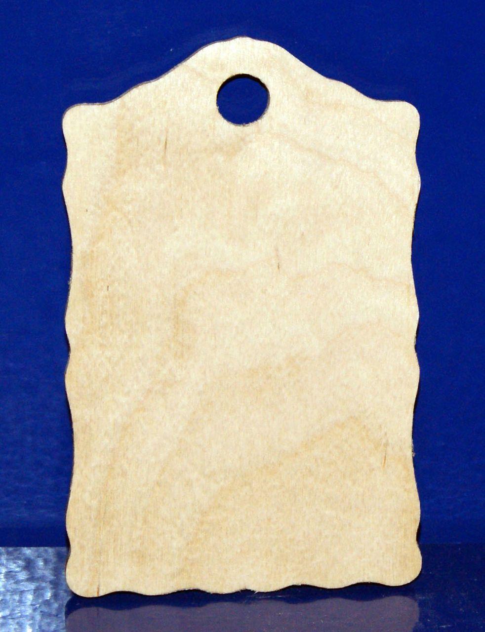 L-26 Деревянная заготовка 'Доска №9', 22,5*14,5 см, 'Астра'