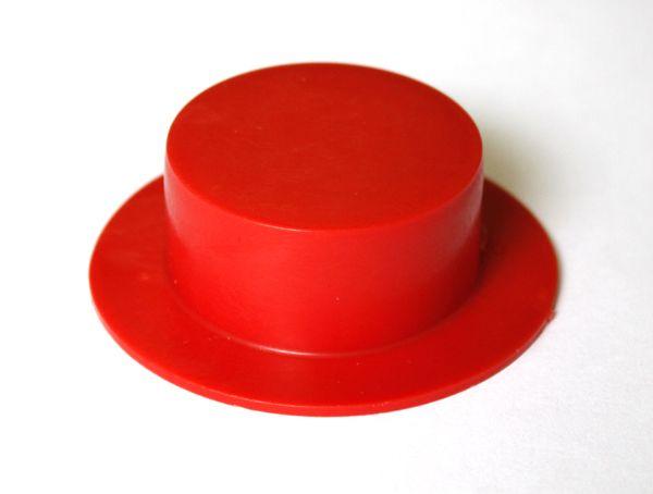 Шляпа 5,8*2,0см пластик.