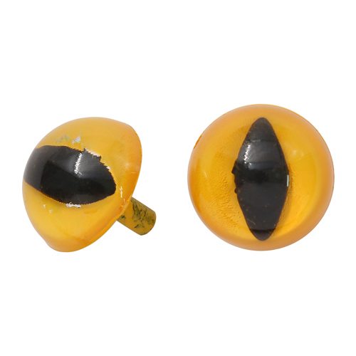 Глаза для игрушек Д16-20мм крашен.пластик.